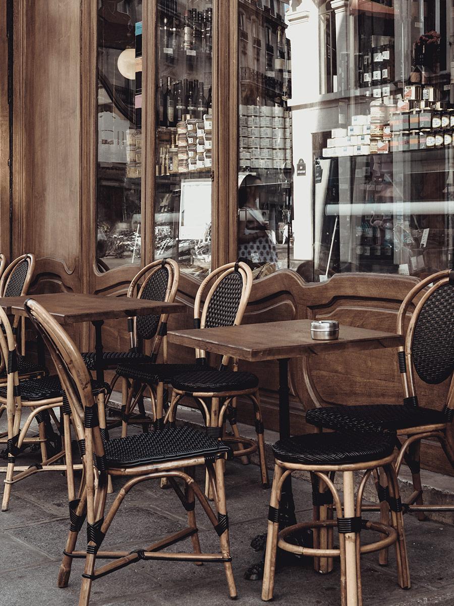 Hôtel de l'horloge - Quartier Ménilmontant- Café